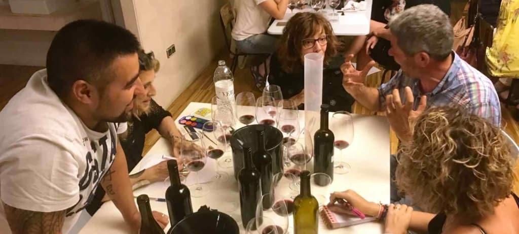 Weinwerkstatt mit Jürgen Wagner